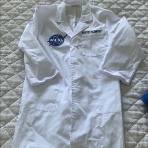 Other - NASA scientist lab coat